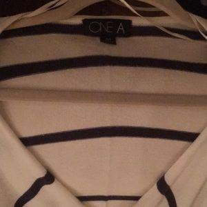 One A lightweight sweater